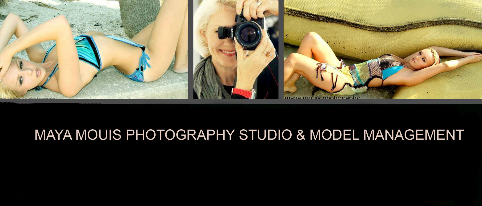MAYA MOUIS PHOTOSTUDIO & Models Management